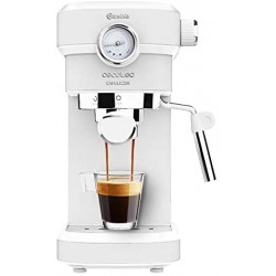 Cecotec Cafetera Espresso Cafelizzia 790 White Pro.