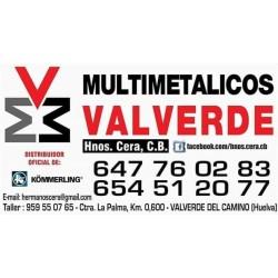 MULTIMETALICOS VALVERDE C.B