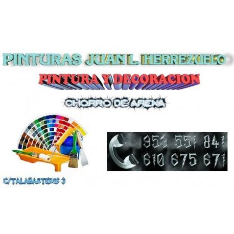 PINTURA Y DECORACION JUAN L. HERREZUELO