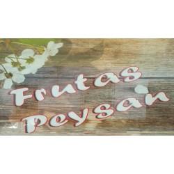 FRUTERIA PEYSAN