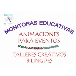 MONITORAS EDUCATIVAS