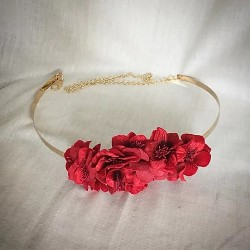Cinturón Aria (rojo)