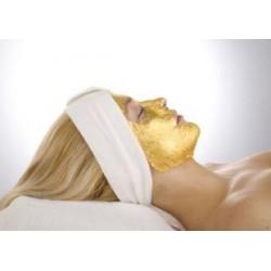 Tratamiento facial Peeling de Oro