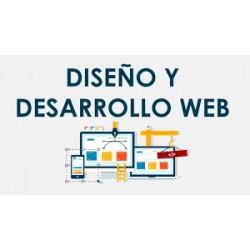 DISEÑO PAGINA WEB CON PROMOCION