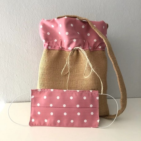 Pack Topos rosa