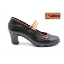 MALACA Zapato baile flamenca profesional MAL 10